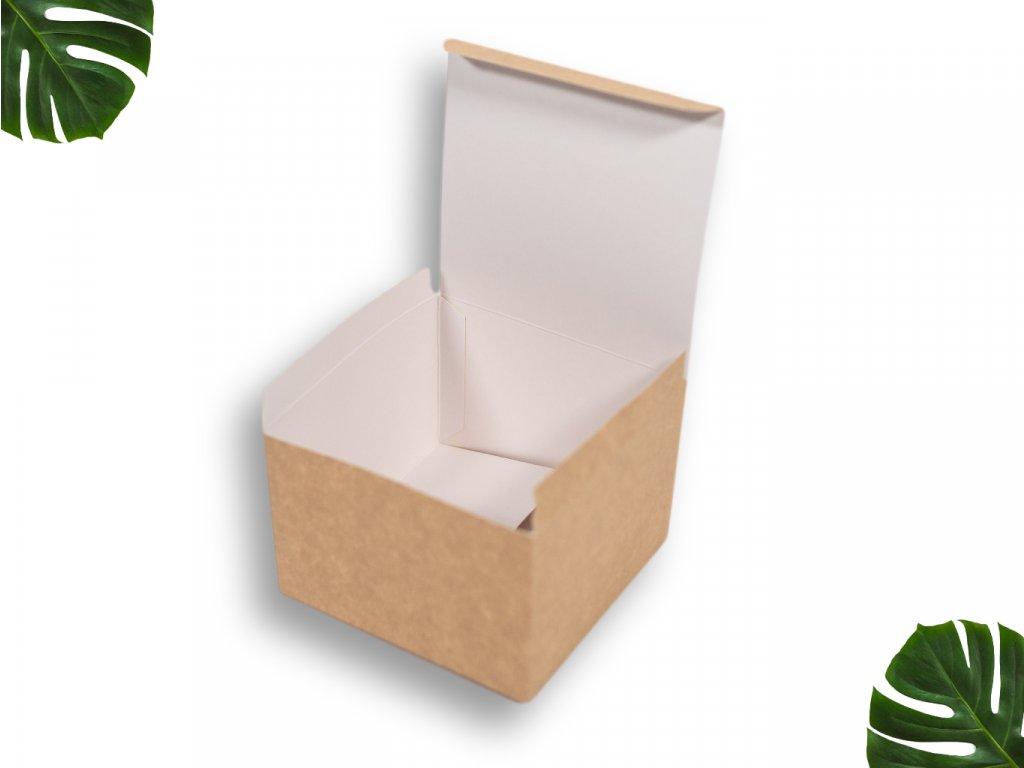 Papírový burger box