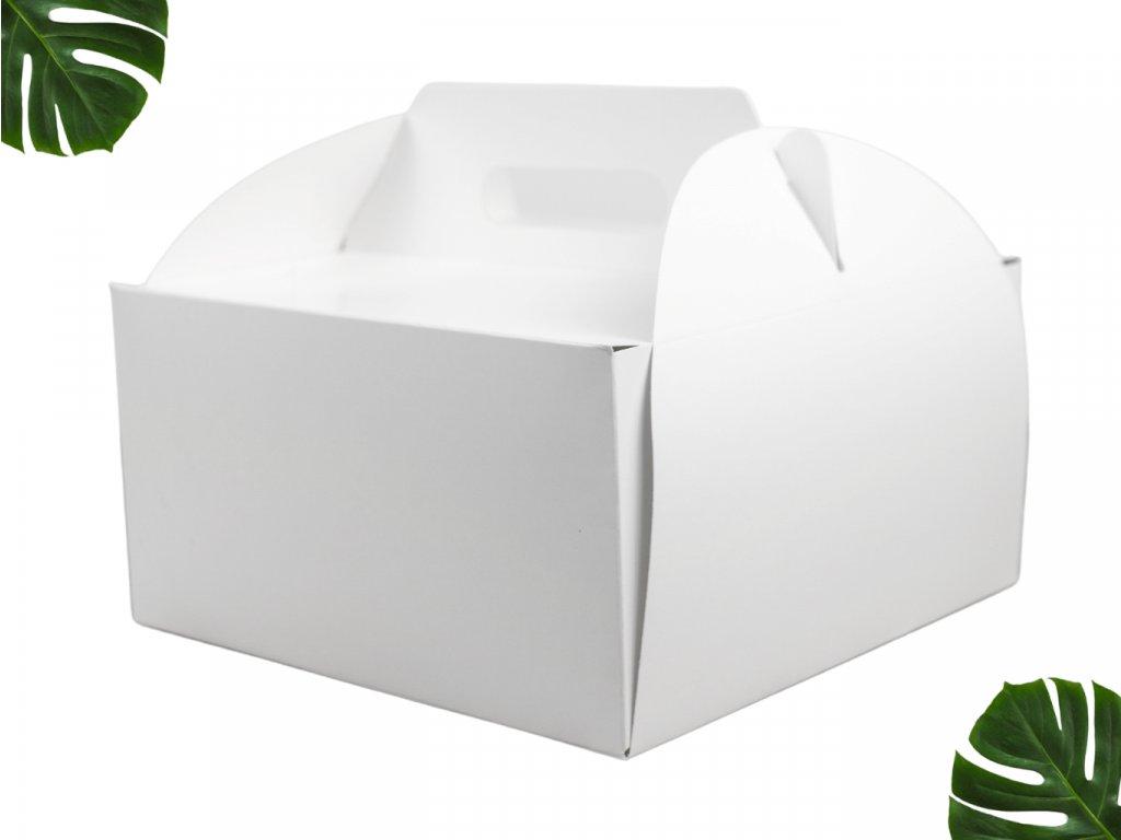 Dortová krabice s uchem 300 300 110