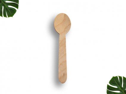 Dřevěná lžíce main
