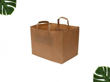 Papírová taška 250 x 170 x 250 (mini Catering)