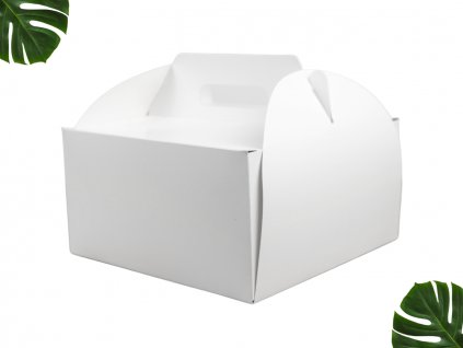 Dortová krabice s uchem 280 280 120
