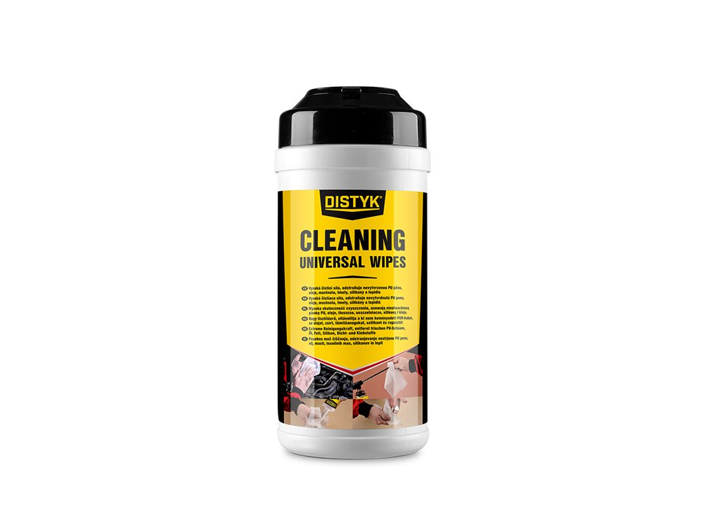 cleaning universal wipes