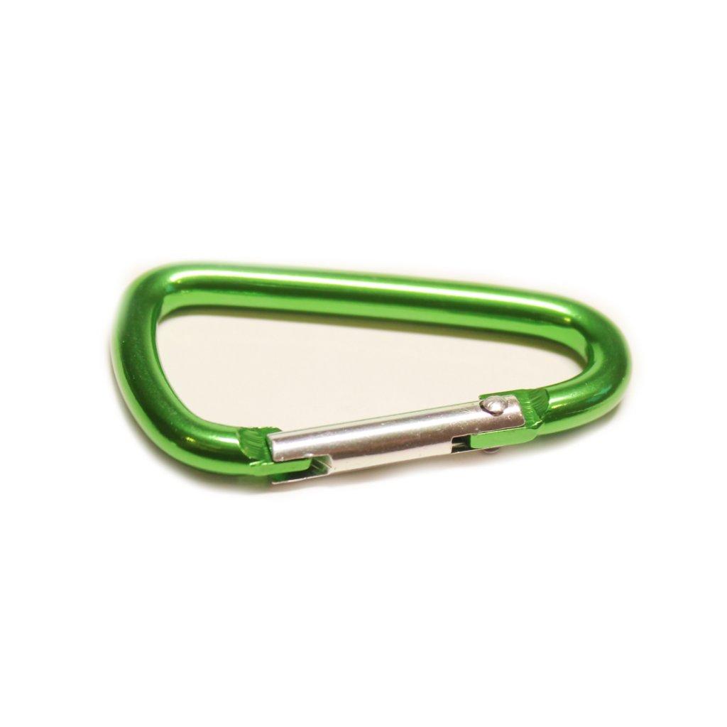 Karabina hliníková zelená