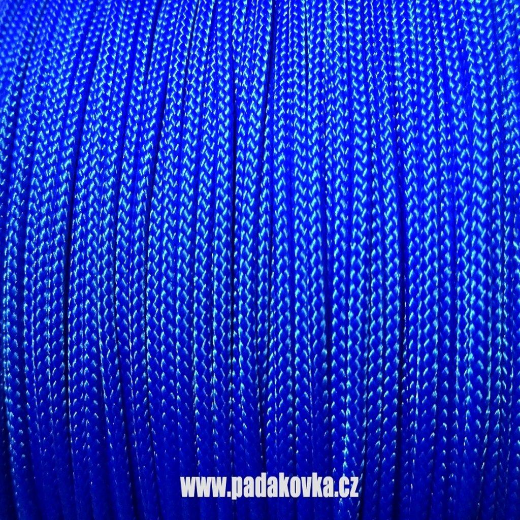Microcord 100 metráž Karibská modrá