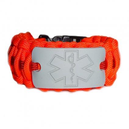 ID gumový štítek MEDIC