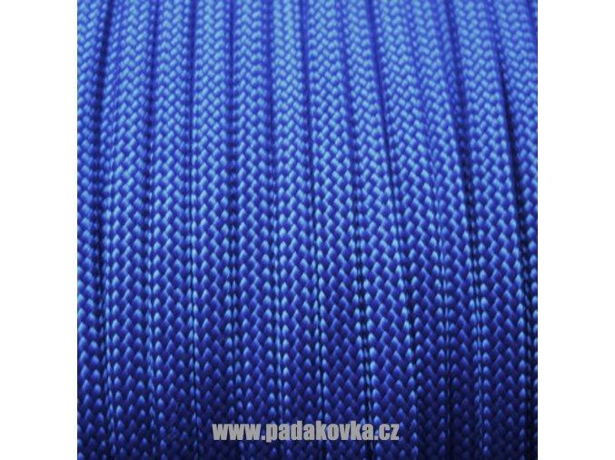 Paracord metráž - tmavě modrá