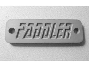 ID gumový štítek PADDLER 2