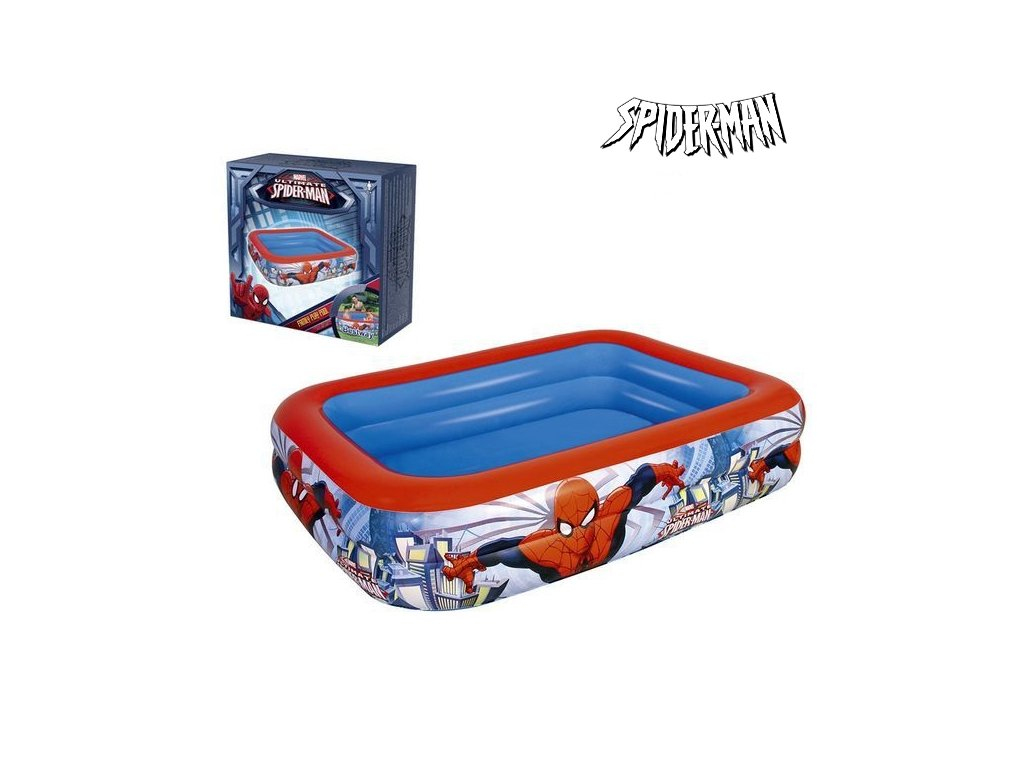 inflatable pool spiderman 1787 (1)