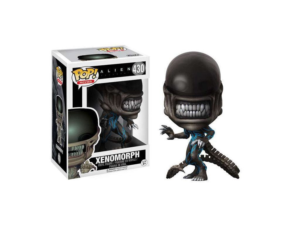 Funko POP! Xenomorph 9 cm Alien: Covenant