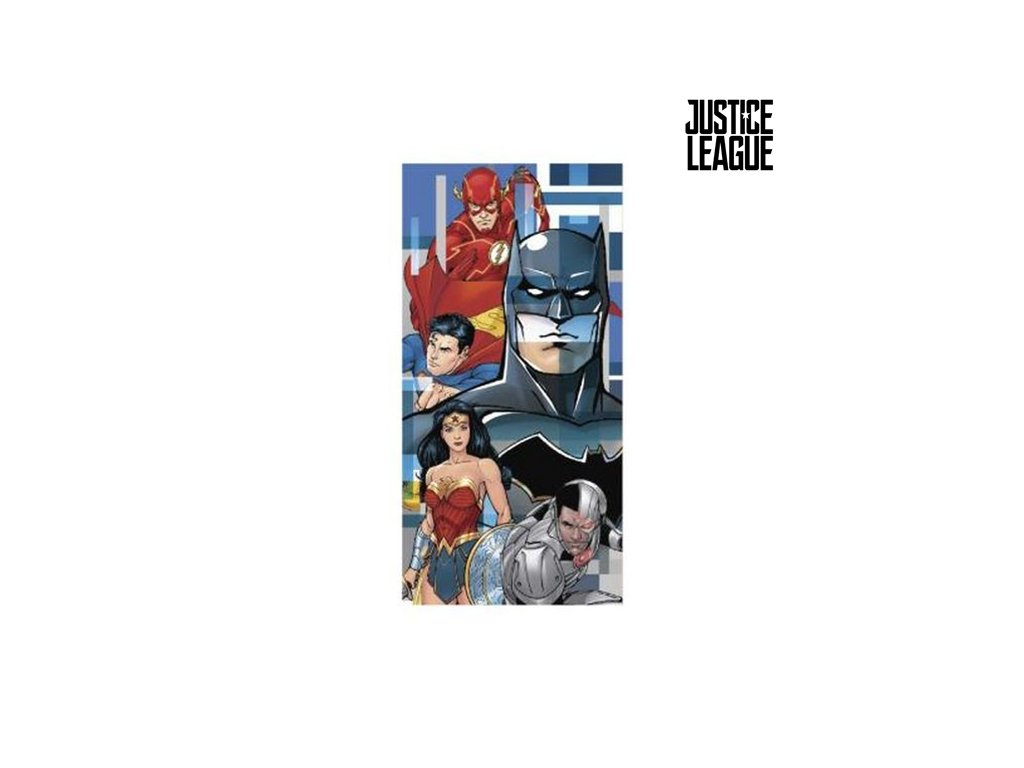 plazova deka justice league 56955