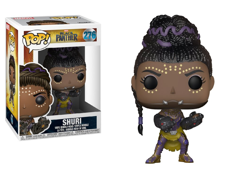 Funko POP! Shuri 9 cm Black Panther