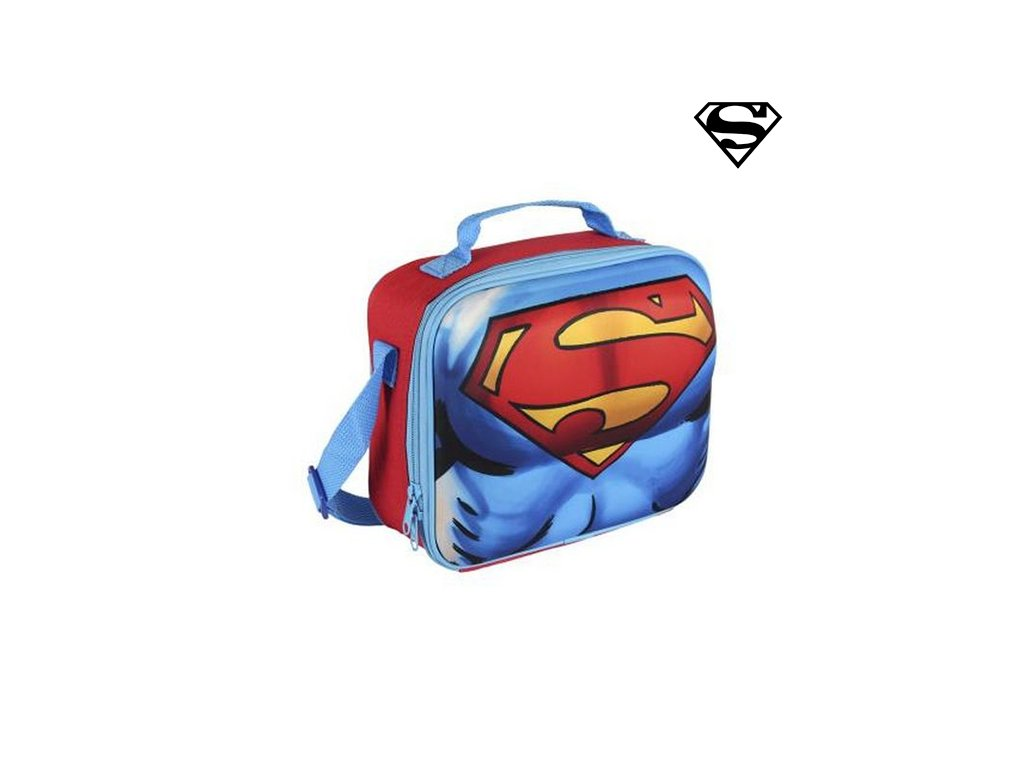 termo box na svacinu 3d superman 90231