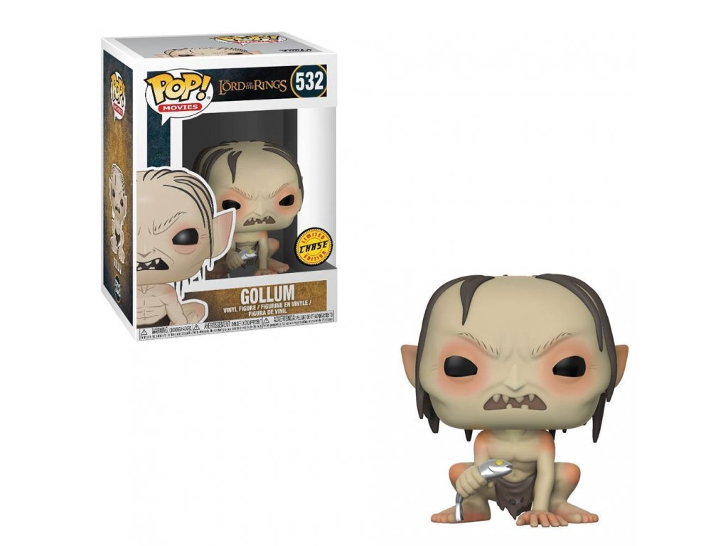 Pop Movies–Lord of the Rings–Gollum Chase 1