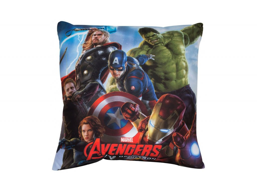 avengers age of ultron characters pillow 40 x 40 cm