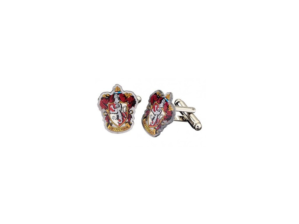 hp cufflinks sp gryffindor b