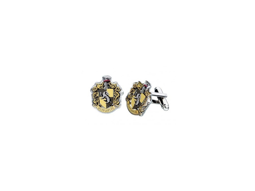 hp cufflinks sp hufflepuff b