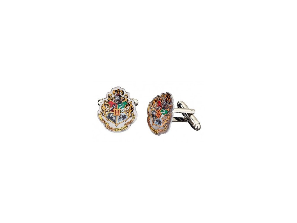 hp cufflinks sp hogwarts b