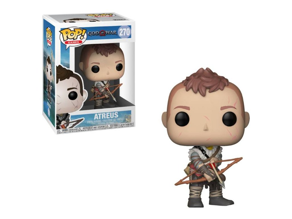 figurka god of war atreus padawancz