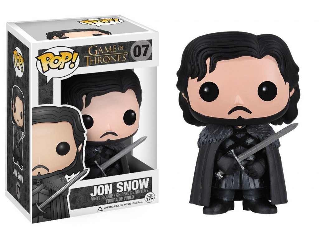 Funko POP! Jon Snow 10 cm Game of Thrones