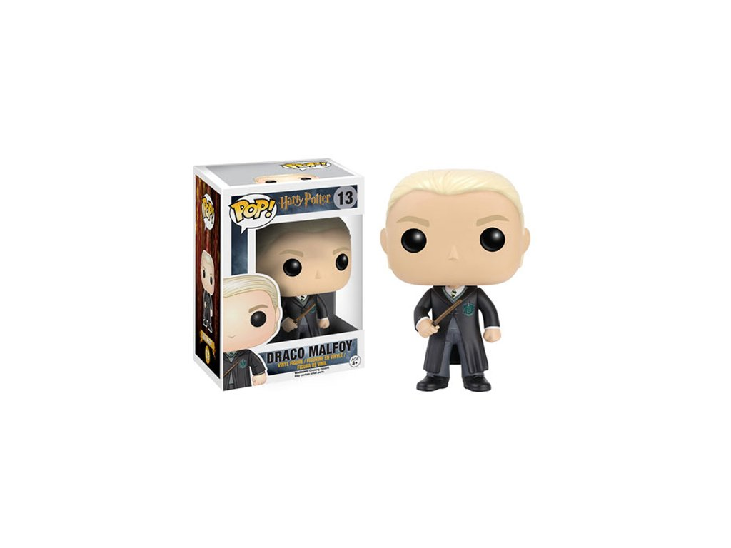 Funko POP! Draco Malfoy 9 cm Harry Potter