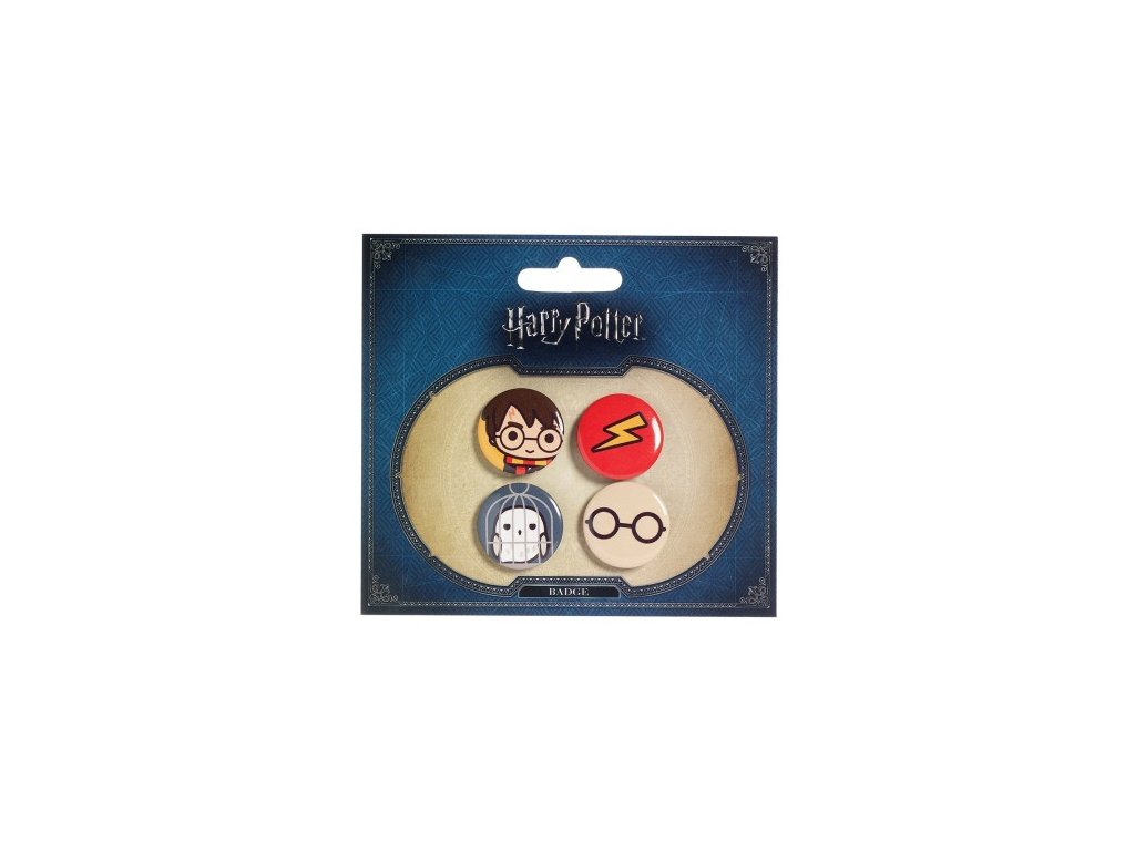 hp cutie badge set carded