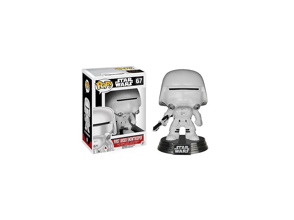 Funko POP! Snowtrooper 9 cm Star Wars