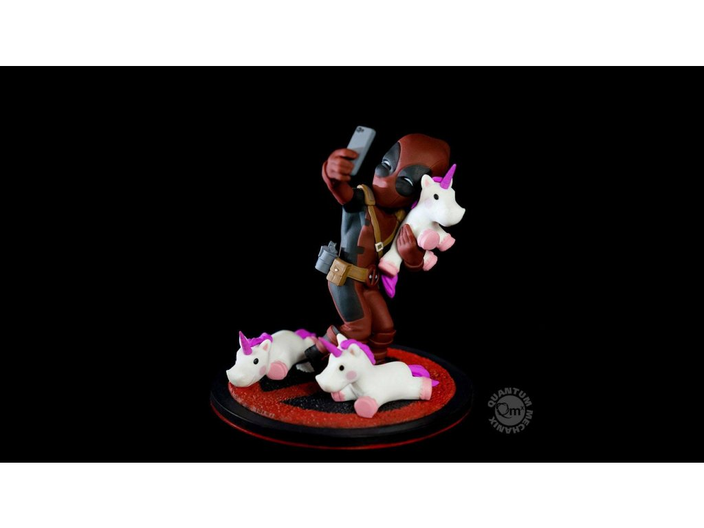 Figurka Deadpool Unicorn Selfie 10 cm Marvel