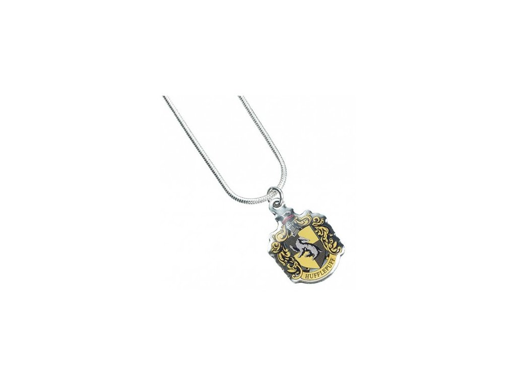 hp necklace hufflepuff c