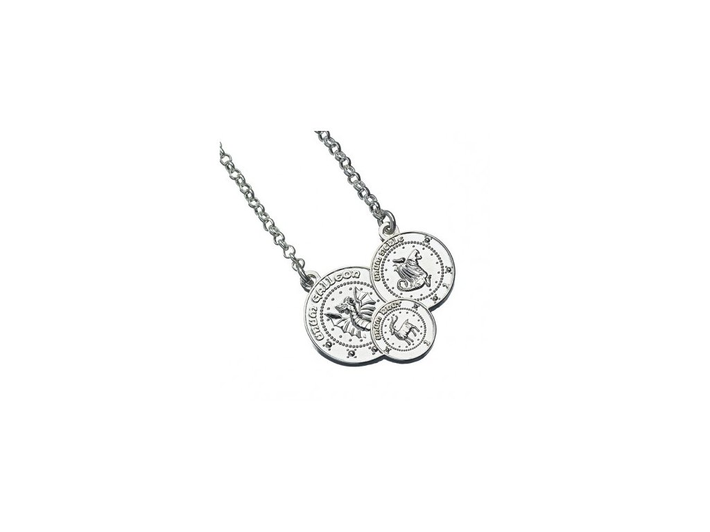 hp necklace coins d