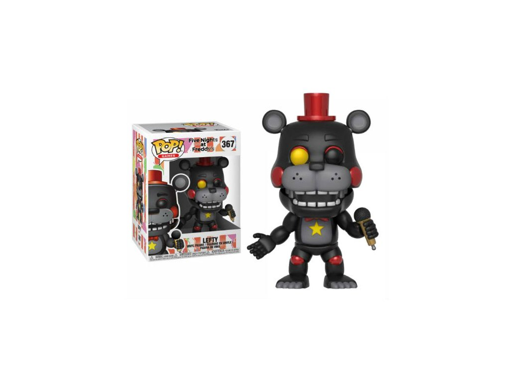 Funko POP! Lefty 9 cm Five Nights at Freddys
