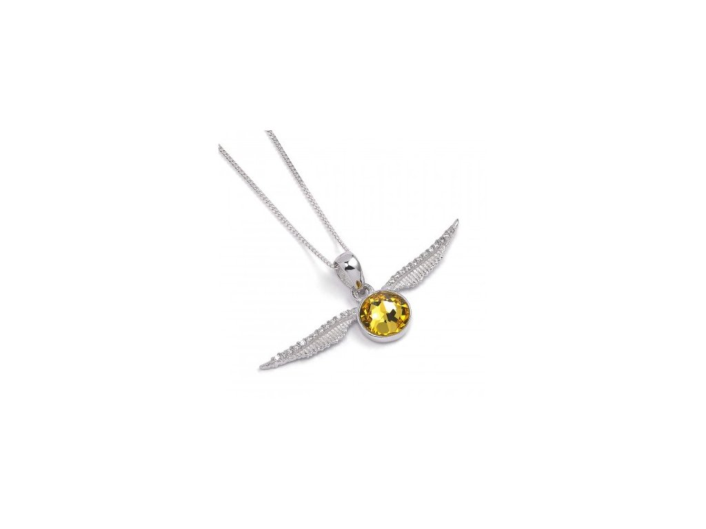 hp crystal snitch necklace c up