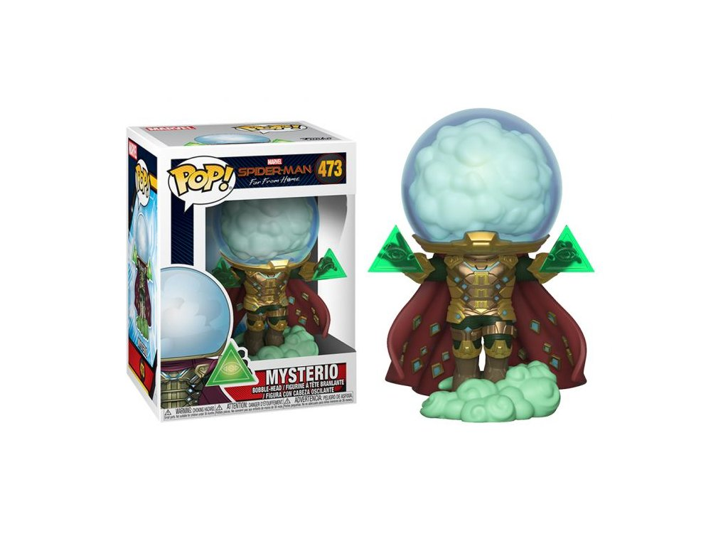 Funko POP! Mysterio 9 cm Spiderman