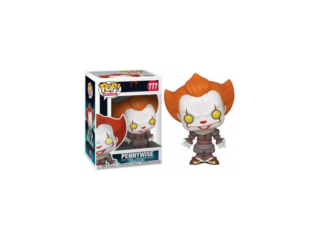 Funko POP! Pennywise Open Arms 9 cm It