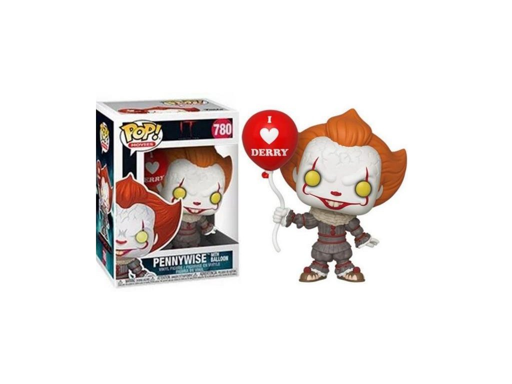 Funko POP! Pennywise with Baloon 9 cm It