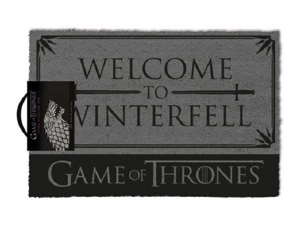 Rohožka 40 x 57 cm Winterfell Game of Thrones