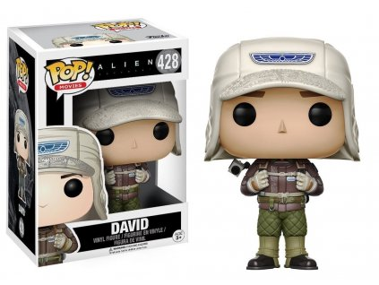 Funko POP! David 9 cm Alien: Covenant