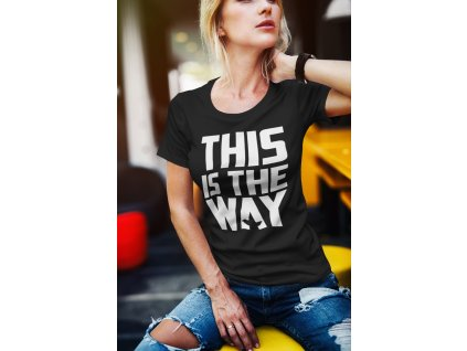 t shirt mockup of a fabulous woman with blonde hair 2238 el1