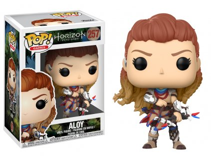 Funko POP! Aloy 9 cm Horrizon Zero Dawn