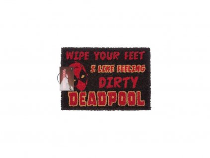 67178 rohozka marvel deadpool