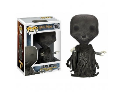 funko pop figurka harry potter dementor