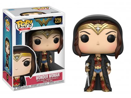 Funko POP! Wonder Woman 9 cm Wonder Woman