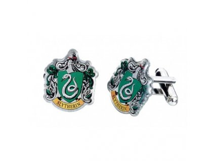 hp cufflinks sp slytherin b