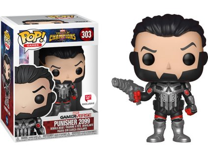 Funko POP! Punisher 2099 9 cm Marvel