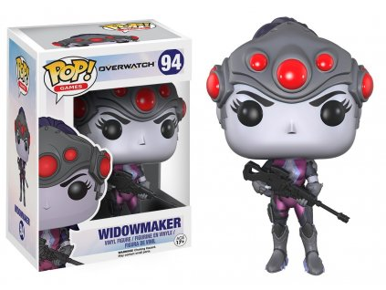 Funko POP! Widowmaker 9 cm Overwatch