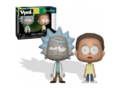 Figurky 10 cm 2 ks Rick & Morty