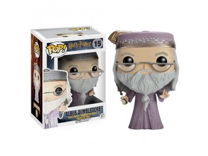 Funko POP! Albus Brumbál 9 cm Harry Potter