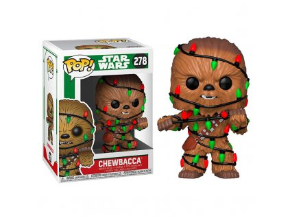Funko POP! Chewbacca with Lights 9 cm Star Wars