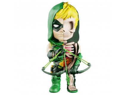 Figurka Wave Green Arrow pod RTG 10 cm DC Comics