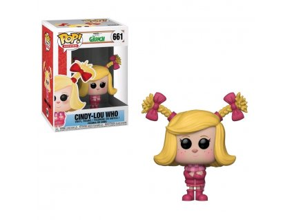 Funko POP! Cindy 9 cm Grinch