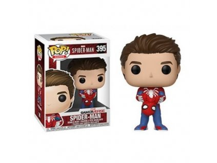 Funko POP! Unmasked Spiderman 9 cm Spiderman